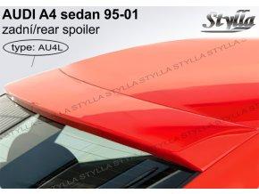 Zadní spoiler Audi A4 sedan 11 / 1994 –