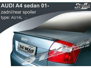 Zadní spoiler Audi A4 sedan 11 / 2000 –