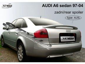 Zadní spoiler Audi A6 sedan 01 / 1997 –