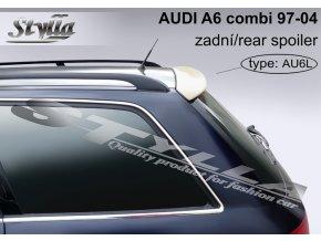 Zadní spoiler Audi A6 Avant combi 12 / 1997 –