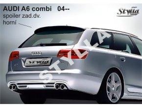 Zadní spoiler Audi A6 Avant combi 03 / 2005 –