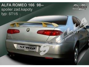 ST1 5L ALFA Romeo 166 98