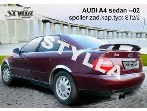 ST2 2L Audi A4 sedan 02