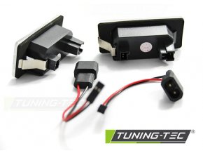 Osvětlení SPZ LED BMW E90 / F30 / F32 / E39 / E60 / F10 / X3 / X5 / X6 3xLED