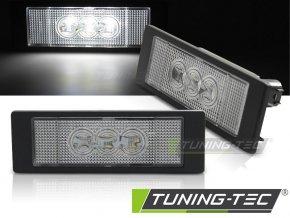 Osvětlení SPZ LED BMW E63 / E64 / E81 / E87 / Z4 / MINI 3xLED