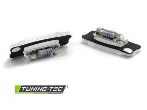 Osvětlení SPZ LED Mercedes M-CLASS W164 05-11 / R-CLASS W251 05-10 LED