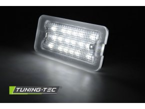 Osvětlení SPZ LED Fiat 500 / 500C 07-