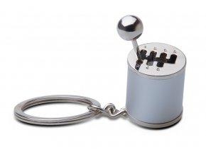 Přívěsek na klíče - kulisa řazení