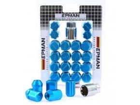 Nakretki EPMAN RS M12x1 25 Blue [34693] 1200