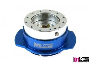 Rychloupínací nába volantu D1SPEC modrá II-GENERACE