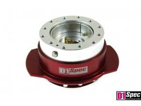 Rychloupínací nába volantu D1SPEC červená II-GENERACE