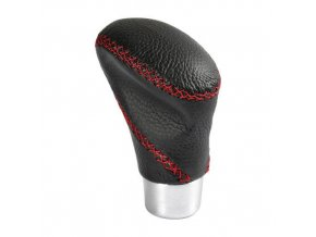 Řadicí páka ZOE-SPORT - černá, červené švy