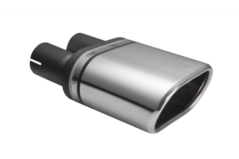 ULTER SPORT Koncovka výfuku 1x145x75 mm, pravá N3-21-1P*