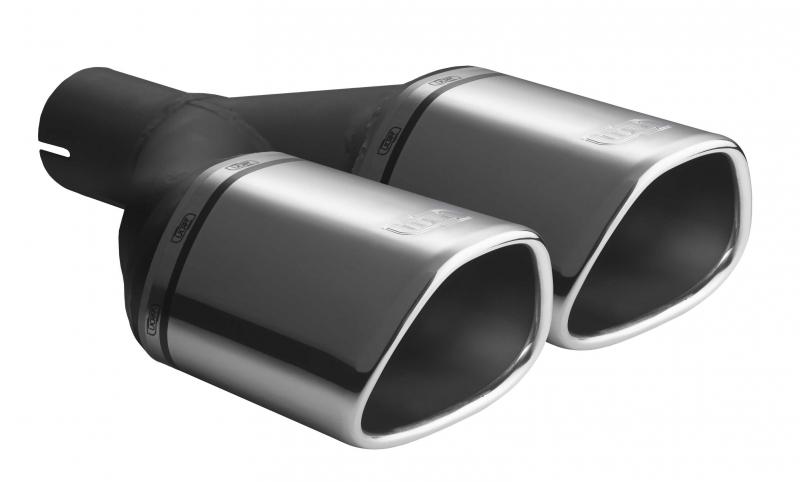 ULTER SPORT Koncovka výfuku 2x125x95 mm N2-52*