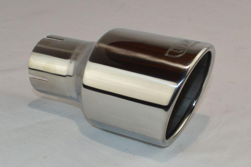 ULTER SPORT Koncovka výfuku 1x100 mm PREMIUM N1-101RS*
