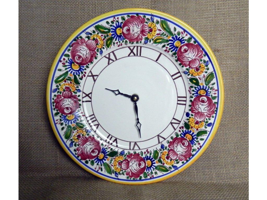 Malované hodiny