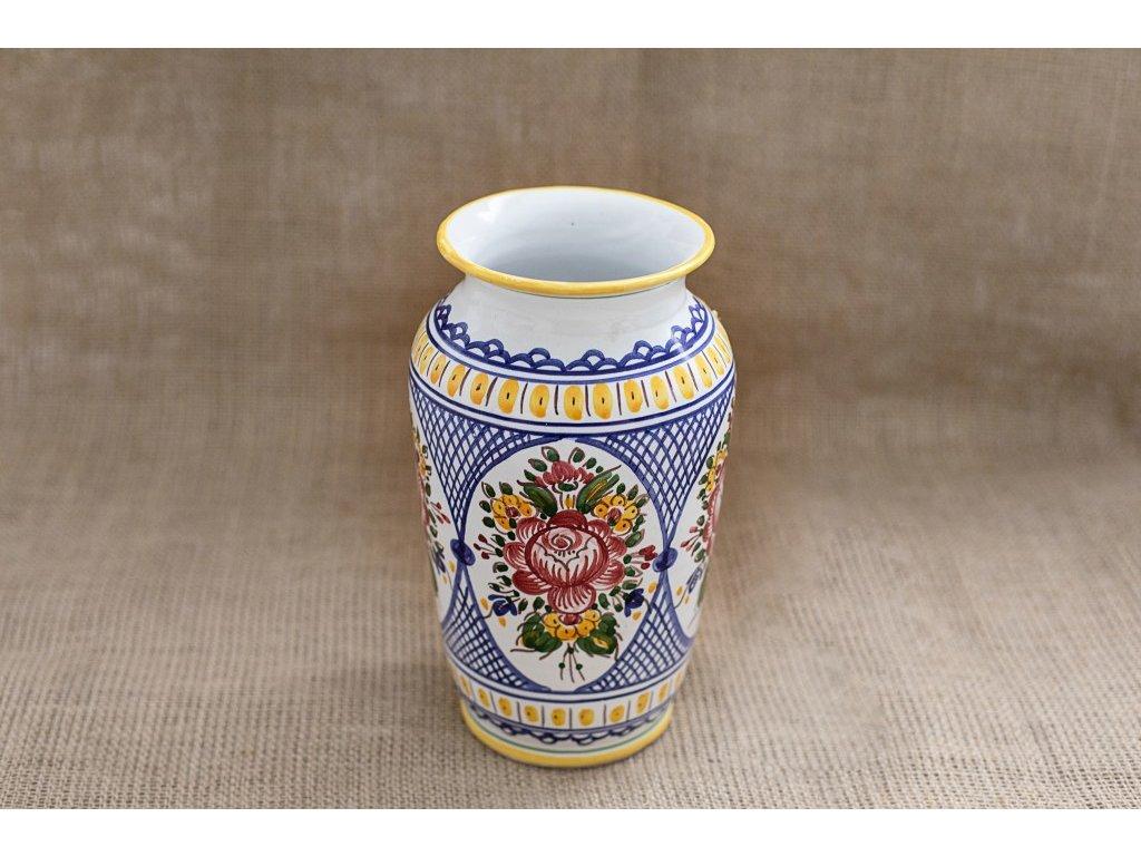 Váza Rovná , V 22cm, cena 360 (1)
