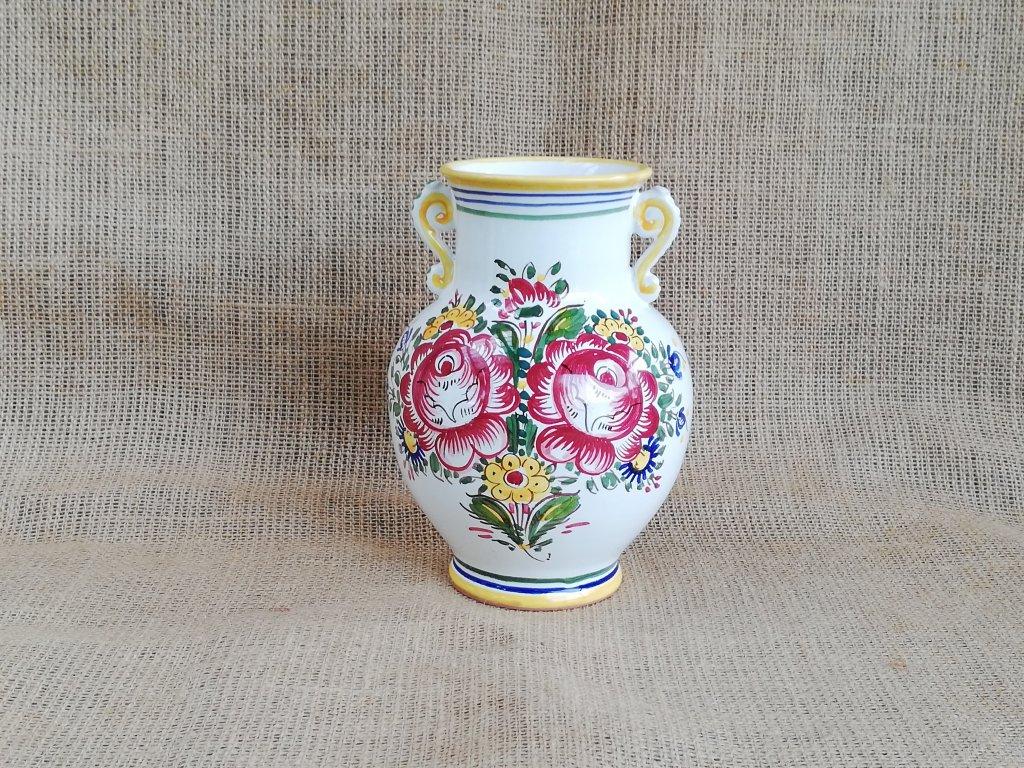 Váza s oušky