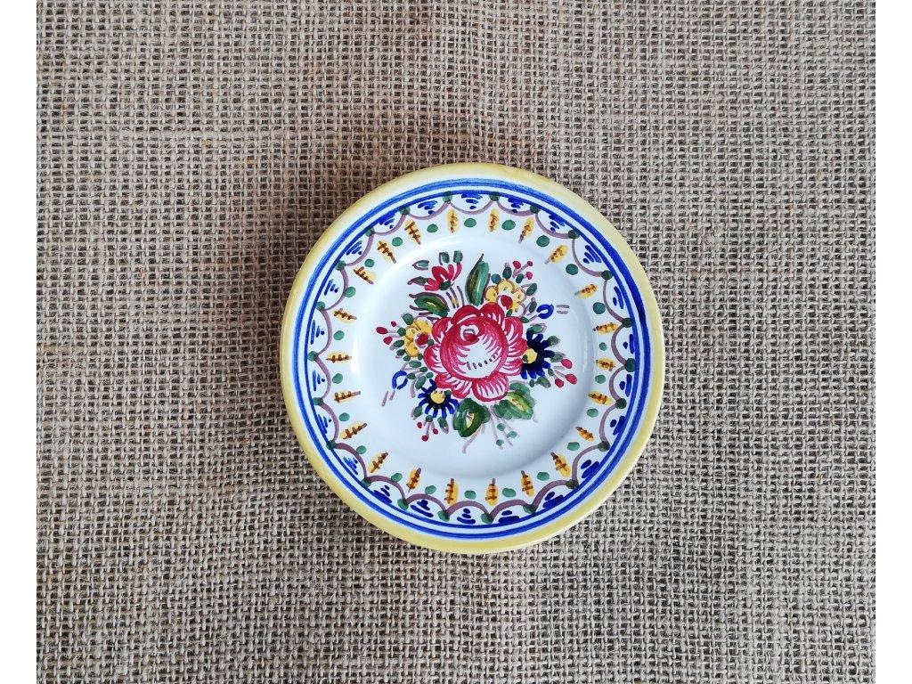 Malovaný talířek