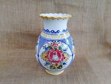 Slovácká váza 25 cm