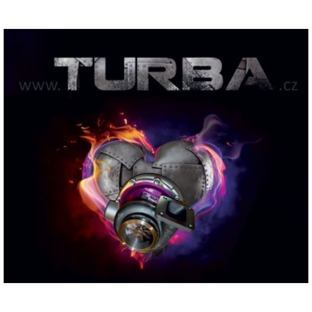 Turbodmychadlo MAZDA 3  1.6 TDCi