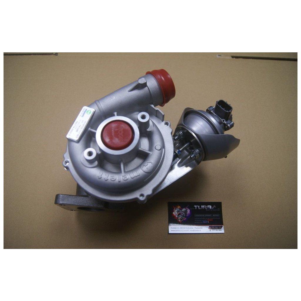 NOVÉ Turbodmychadlo FORD C-MAX 2.0 TDCi 100 kw - 760774