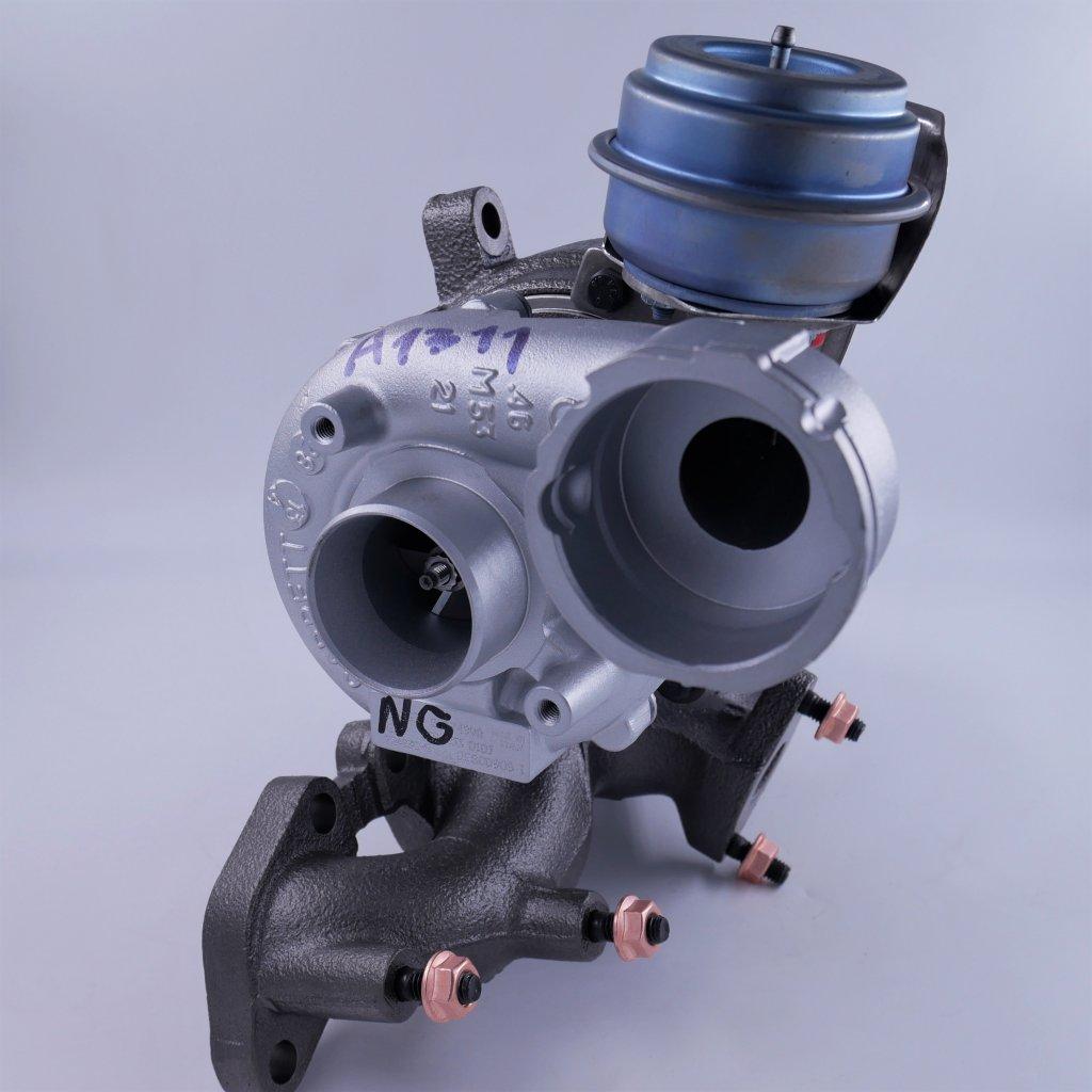 Turbodmychadlo Volkswagen Touran 2.0 TDi 100kW/103kW