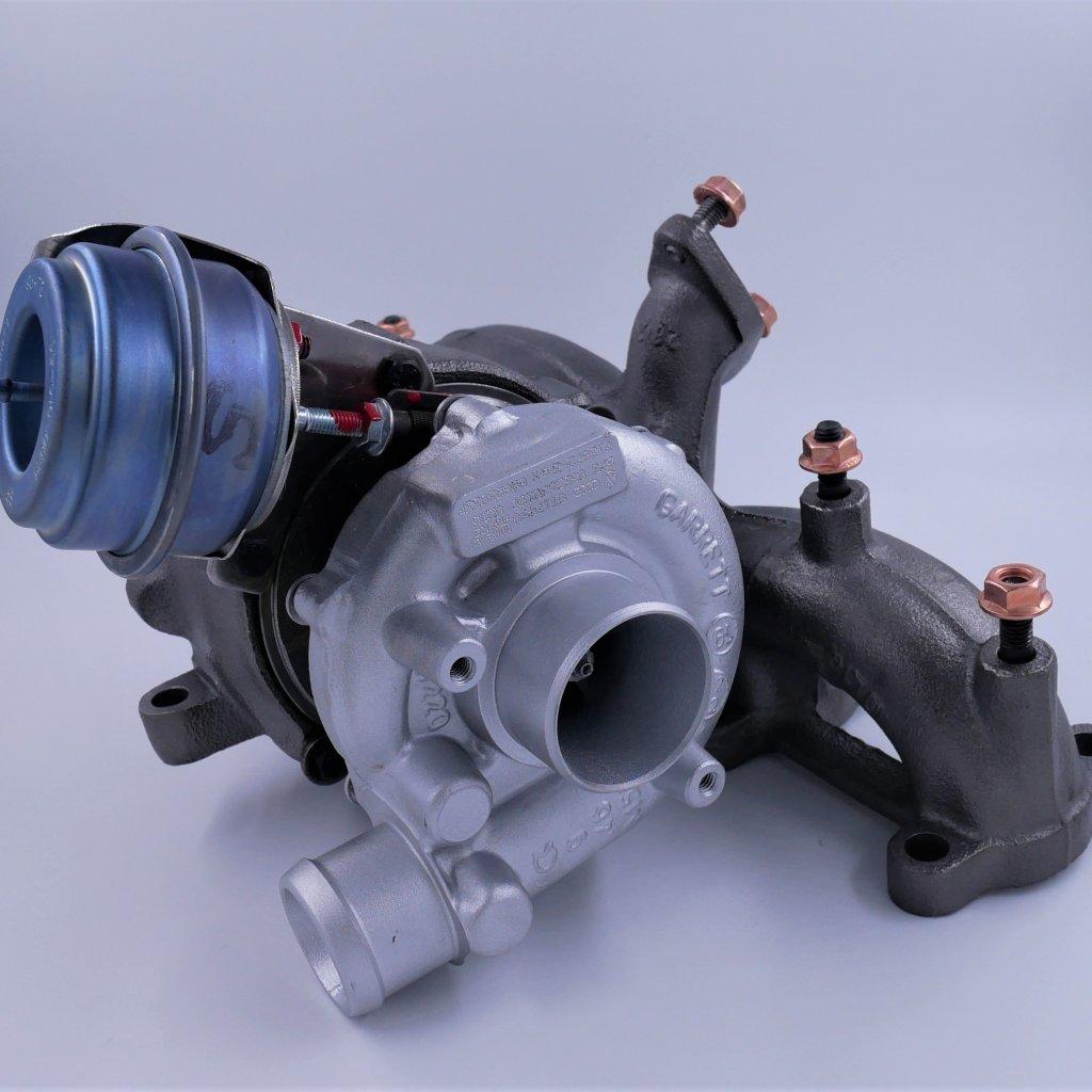 Turbo 1.9 TDi 81kW / 66kW