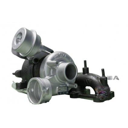 Turbodmychadlo ŠKODA FABIA 1.9 TDi 77 kw - REPASE - 038253016N