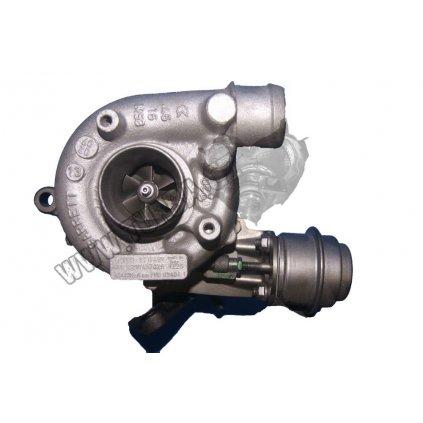Turbodmychadlo VW VENTO 1.9 TDi 81 kW - NOVÝ STŘED + VENTIL - 028145702D