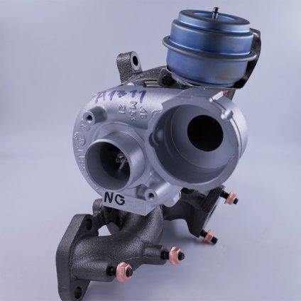 Turbodmychadlo Volkswagen Passat 2.0 TDi 100kW/103kW