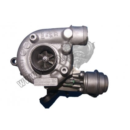 Turbodmychadlo AUDI A4 1.9 TDi (B5) 88 kW - REPASE - 028145702N