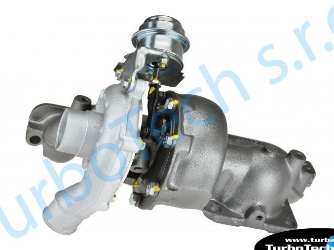 242 turbo garrett 704226 7 ford mondeo 2 0tddi tdci 85kw