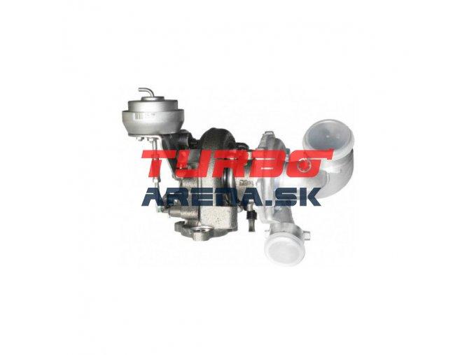 TOYOTA VERSO 2.2 D-CAT 130 KW - 177 HP TURBODÚCHADLO