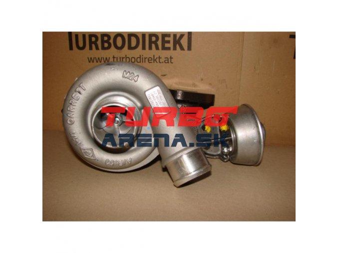 HONDA ACCORD 2.2 I-CTDI 103 KW - 140 HP TURBODÚCHADLO