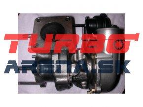FIAT UNO 1.3 TURBO I.E. 77 KW - 105 HP TURBODÚCHADLO