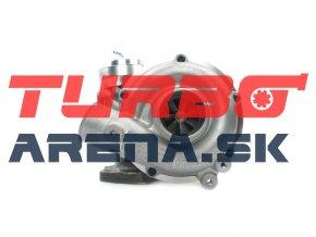 MAZDA MPV II DI 100 KW - 136 HP TURBODÚCHADLO