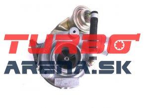 OPEL ASTRA F 1.7 TDS 60 KW - 82 HP TURBODÚCHADLO