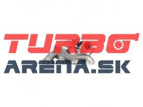 OPEL ZAFIRA A 2.0 TURBO OPC 141 KW - 192 HP TURBODÚCHADLO