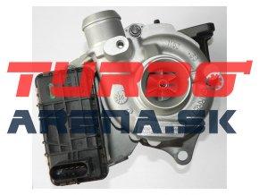 PEUGEOT 407 2.7 V6 HDI FAP 150 KW - 204 HP TURBODÚCHADLO