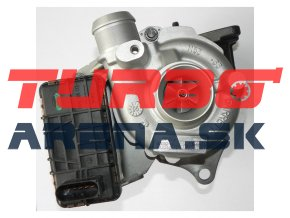 PEUGEOT 607 2.7 V6 HDI FAP 150 KW - 204 HP TURBODÚCHADLO