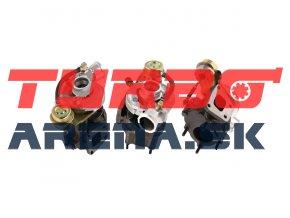 SEAT CORDOBA 1.9 TD 55 KW - 75 HP TURBODÚCHADLO