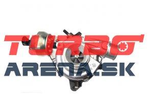 SUBARU FORESTER 2.0 D 108 KW - 147 HP TURBODÚCHADLO