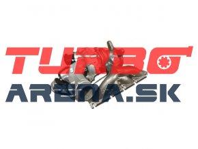 AUDI TT 1.8 TFSI (8J) 118 KW - 160 HP TURBODÚCHADLO