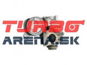 CITROEN C 8 2.0 HDI 88 KW - 120 HP TURBODÚCHADLO