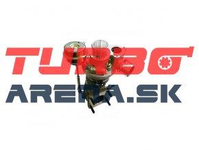FIAT GRANDE PUNTO 1.4 T-JET 16V 132 KW - 180 HP TURBODÚCHADLO