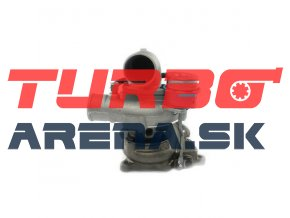 HYUNDAI  STAREX  100 KW - 136 HP TURBODÚCHADLO