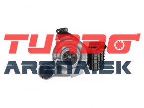 JEEP GRAND CHEROKEE 3.0 CRD 165 KW - 224 HP TURBODÚCHADLO