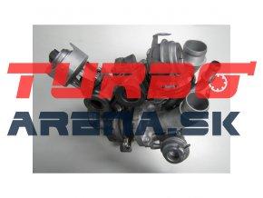 LANCIA PHEDRA 2.2 HDI FAP 125 KW - 170 HP TURBODÚCHADLO