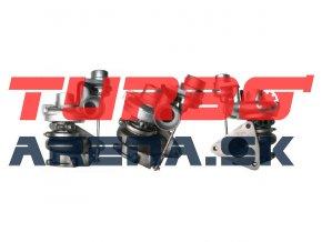 PEUGEOT 605 2.1 TD 12V 80 KW - 109 HP TURBODÚCHADLO